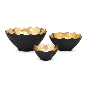Nova Decorative Bowls, Set of 3