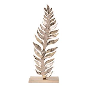 Carrolton Large Leaf Sculpture