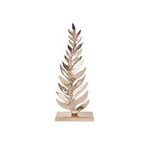 Carrolton Small Leaf Sculpture