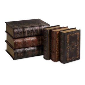 Cassiodorus Book Box Collection, Set of Six