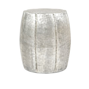 Vanora Silver Accent Table