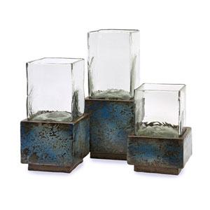 Cubo Terracotta Hurricanes, Set of 3