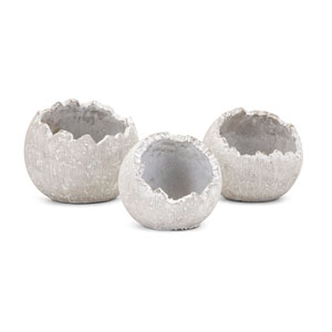 Oliver Wall Flower Pots, Set of 3