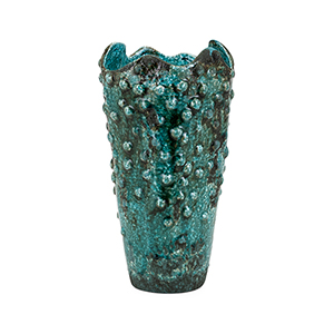 Sasa Medium Vase in Green