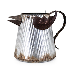 Willie Watering Can in Gray