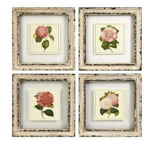 Lynette Framed Artwork - Set of Four