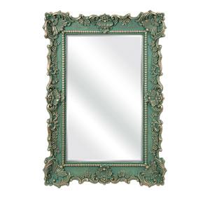 Sophia Green Wall Mirror