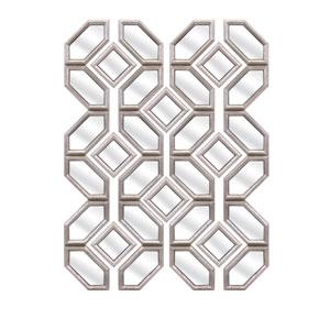 Prestin Wall Mirrors , Set of 12