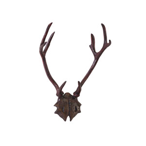 Marshall Brown Aluminum Antlers