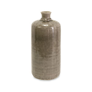 Small Kempton Grey Jar