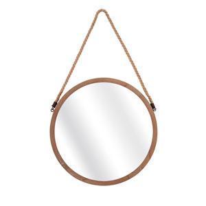 Rally Wood Mirror