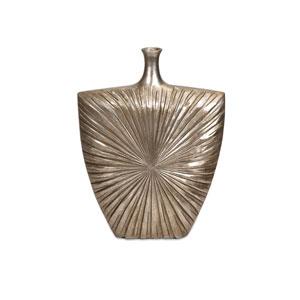 Loznica Silver Wide Vase
