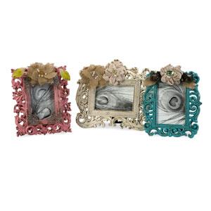 Carson Embellished Photo Frames - Set of Three