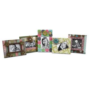 Carter Photo Frames - Set of Five