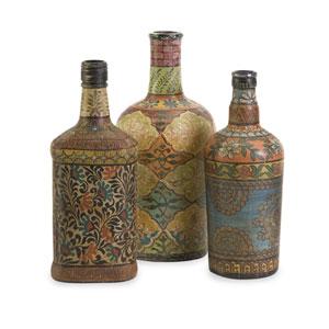 Circus Bottles - Set of Three