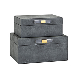 Masson Gray Box, Set of 2