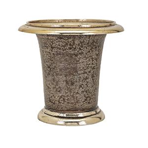 Stuart Gold Vase