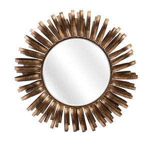 Harlin Bronze Wall Mirror