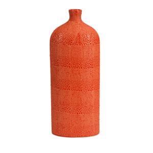 Isla Orange Large Vase