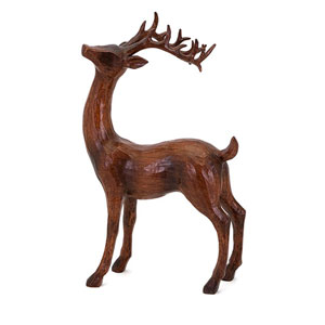 Natural Reindeer