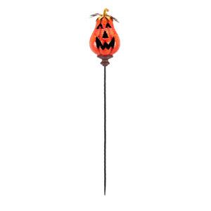 Jackson Orange Jack O Lantern Stake