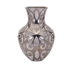Rowena Large Earthenware Vase