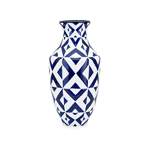 Bindi Vase in Blue