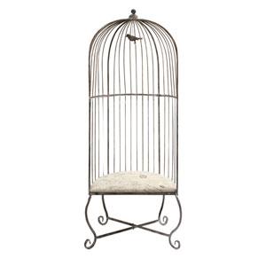 Dorchester Birdcage Accent Chair