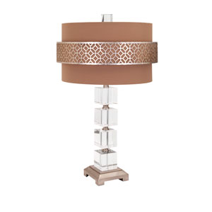 Mitchell Crystal Table Lamp