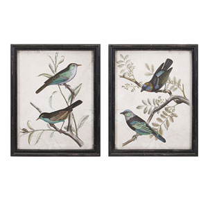 Maisly Bird Wall Decor, Set of 2