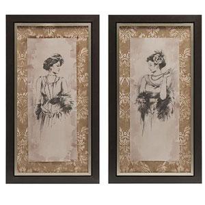 Bianca Framed Art, Set of 2