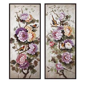 Lucena Framed Oil Paintings, Set of 2