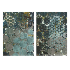 Callais Acrylic Floating Wall Art, Set of 2