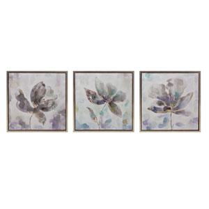 Larissa Framed Oil Paintings, Set of 3