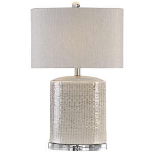 Modica Taupe Ceramic Lamp