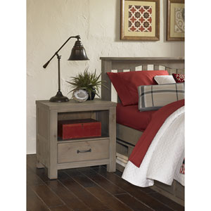 Highlands Driftwood Nightstand