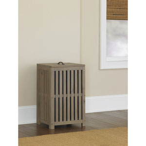 Highlands Driftwood Clothes Hamper