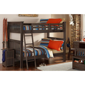 Highlands Espresso Harper Full Bunk Bed