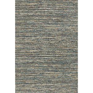Granada Zira Blue Rectangular: 5 Ft 3 In x 7 Ft 6 In Rug