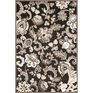 Abacasa Napa Arlington Black/Grey/Ivory Area Rug