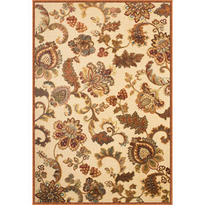 Napa Fulton Ivory Rectangular: 5 Ft. 3 In. x 7 Ft. 6 In. Rug