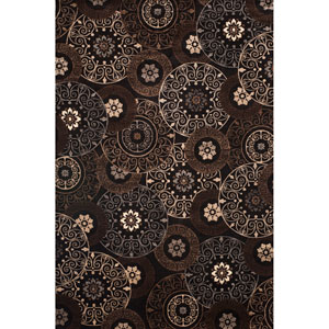 Sonoma Lundy Chocolate Rectangular: 7 Ft. 10 In. x 11 Ft. 2 In. Rug
