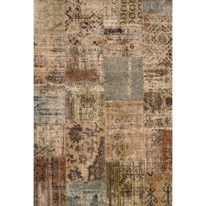 Sonoma Mendota Beige Rectangular: 5 Ft. 3 In. x 7 Ft. 6 In. Rug