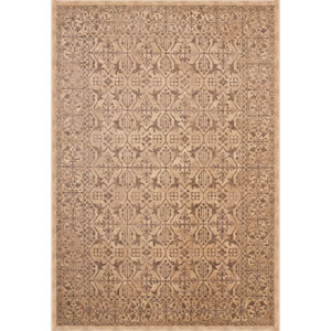Sonoma Surry Tan Rectangular: 5 Ft. 3 In. x 7 Ft. 6 In. Rug