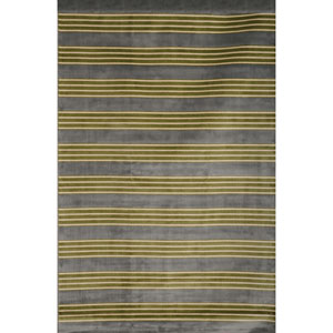 Sonoma Light Blue and Green Rectangular: 5 Ft 3 In x 7 Ft 6 In Rug