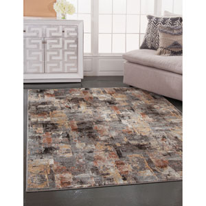Sonoma Multicolor Rectangular: 5 Ft. 3 In. x 7 Ft. 6 In.  Rug