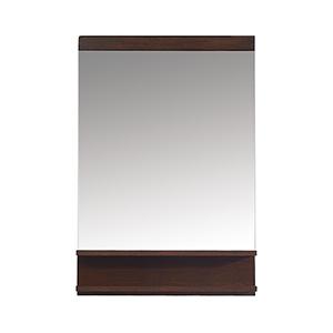 CityLoft 24 inch Mirror in Light Espresso finish