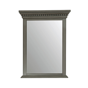 Hastings 24 inch Mirror in French Gray finish