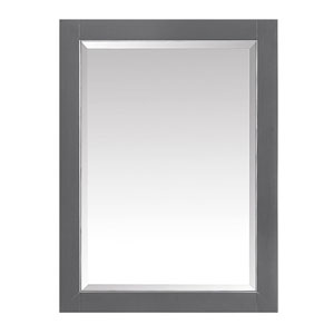 Twilight Gray 22-Inch Mirror Cabinet