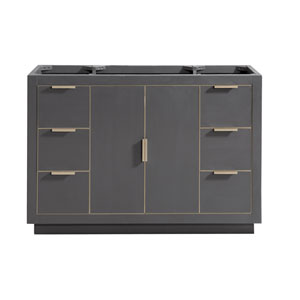 Austen 48-Inch Twilight Gray Vanity Only